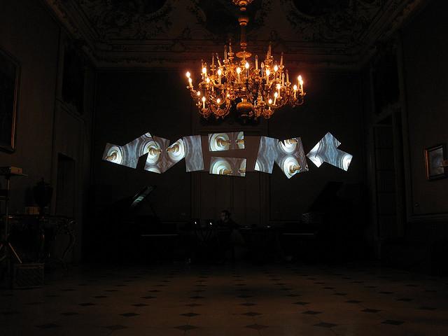 External Experiences, Palazzo Fatta, Palermo, 13 novembre 2009