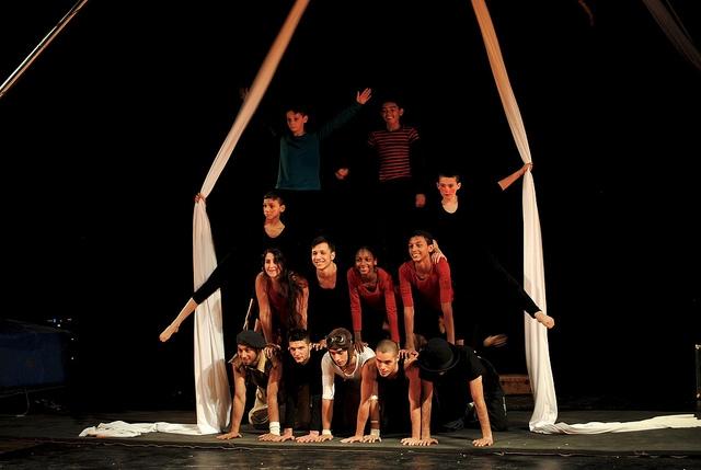 A Volontariato in Onda si parla di circo sociale e di Circomondo Festival con Adriano Scarpelli