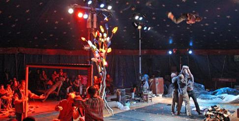 3-6 luglio, Pescara >> Il circo sociale a Funambolika 2012, VI Festival Internazionale del nuovo circo