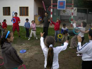 Circus Smile: a settembre un corso di Circo Sociale a Panciu (Romania)