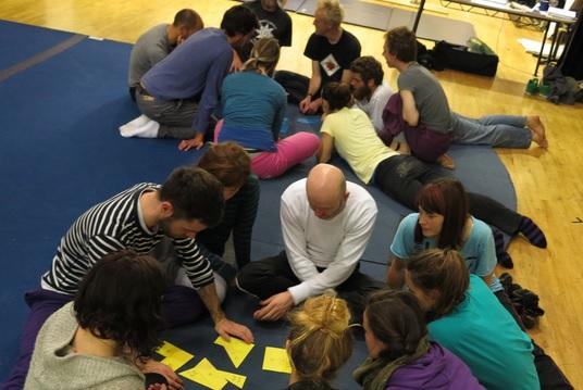 "Pontedera (PI), 22-27 settembre  ""Basic Training in Social Circus"" con il Cirque du Soleil"