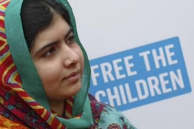 Nobel per la Pace a Malala e Satyarthi per la loro lotta per i diritti dei bambini