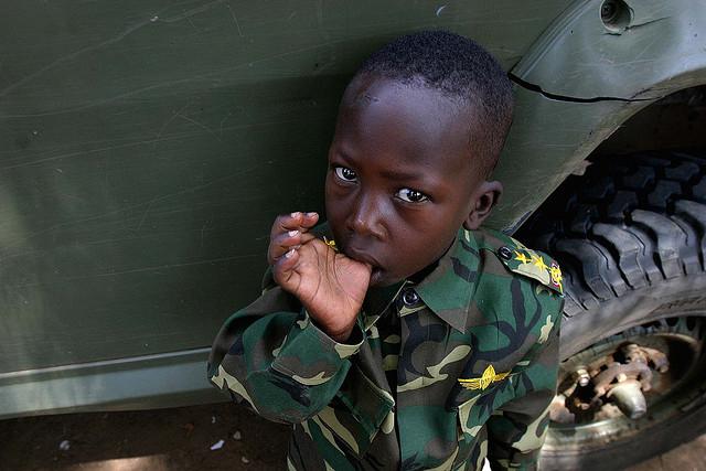 """Rainews.it, 15 maggio 2015 – """"Repubblica Centroafricana: liberati 300 bambini soldato"""""""