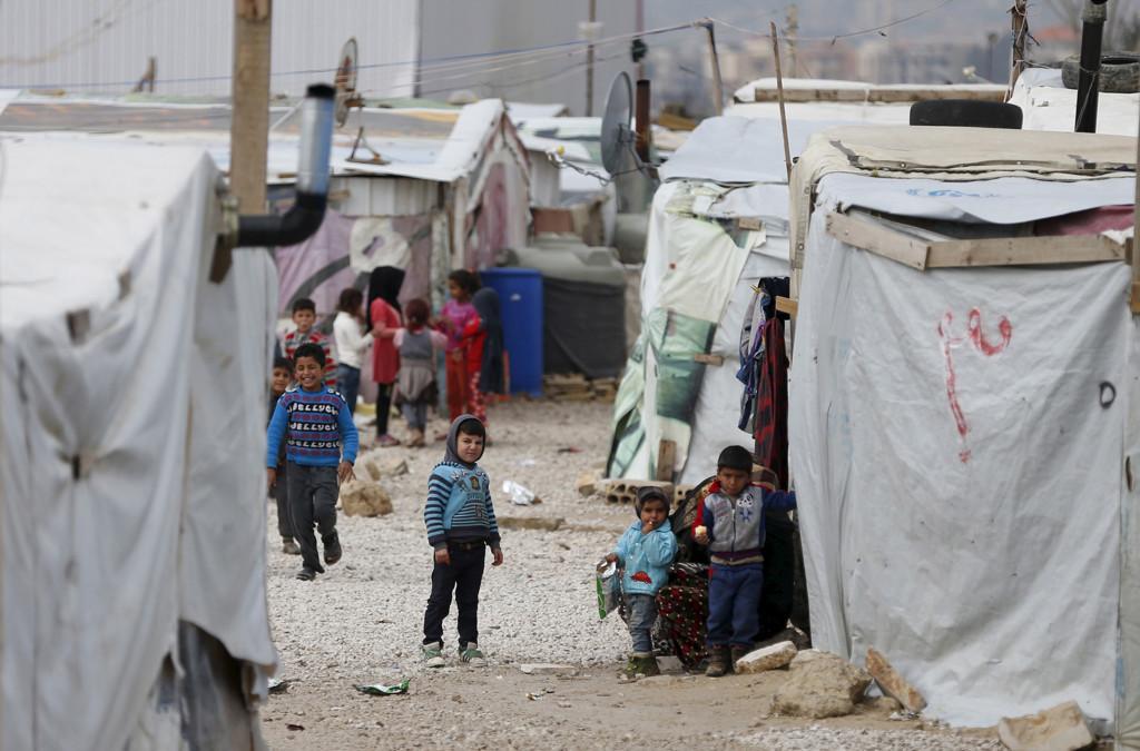 La generazione dei bambini siriani che non esistono