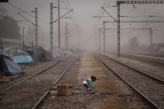 Idomeni, la crisi dei migranti e i diritti negati dei minorenni intrappolati nei campi