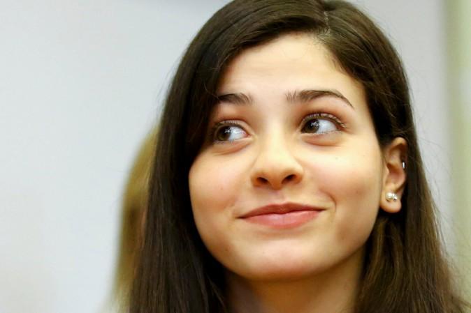 La nuotatrice siriana sopravvissuta ad un naufragio che andrà alle Olimpiadi di Rio