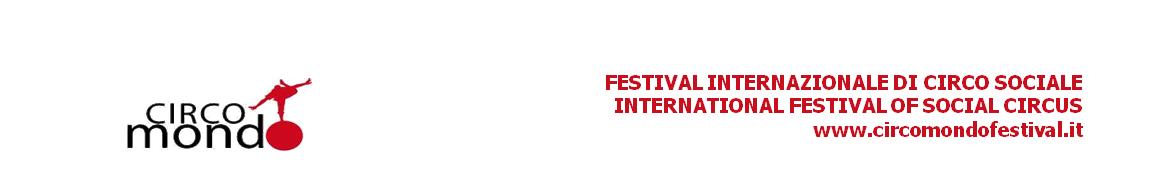 Circomondo Festival comunicati stampa intestazione
