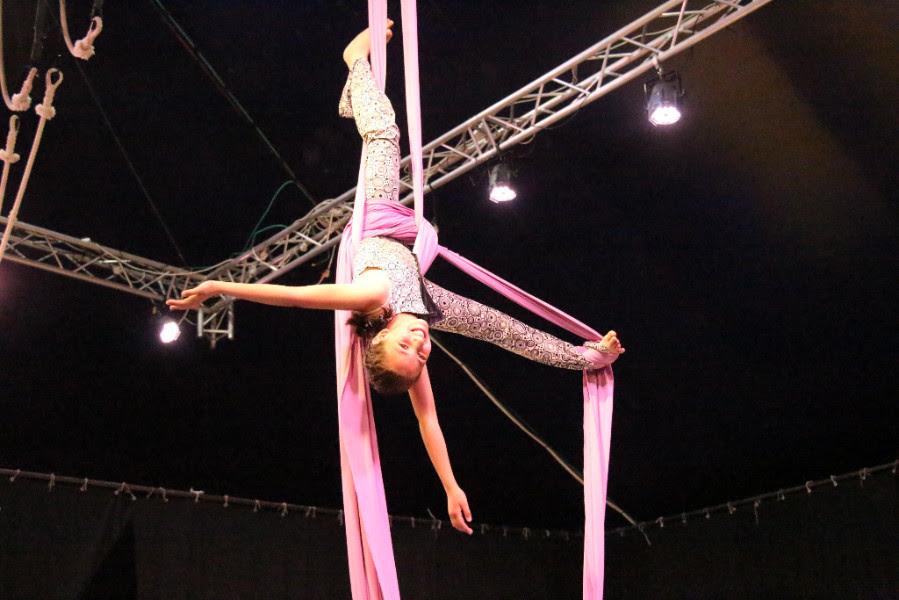 circomondo festival palestinian circus school